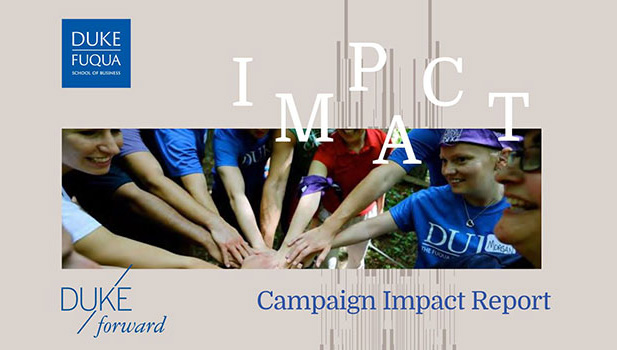 Campaign impact report