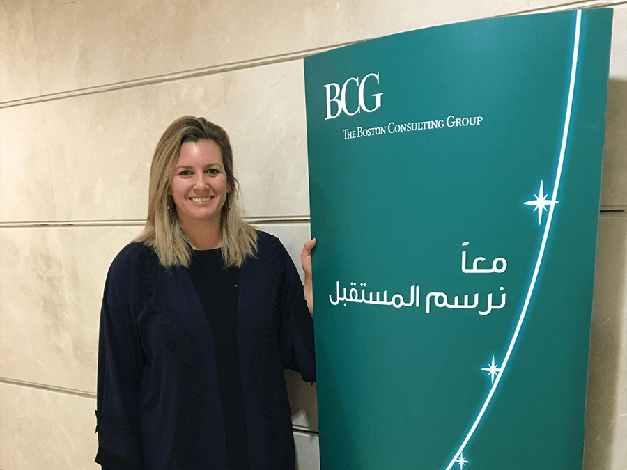 A Cross Continent student lands a job at Boston Consulting Group