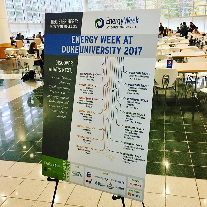 Duke Energy Week 2018