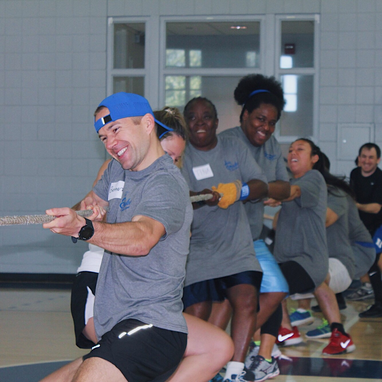 The Fuqua School of Business MBA Games benefits Special Olympics North Carolina