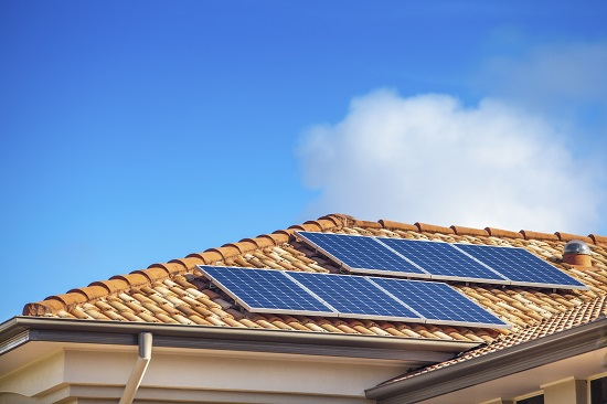 Professor Bryan Bollinger studied solar panel adoption patterns