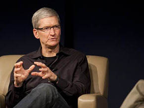 "Apple CEO Tim Cook explains how to hire people who will focus on collaboration and deliver the ""magic"" that happens when great minds come together."