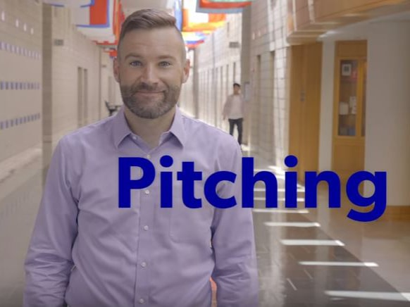 Career Management Center Effective Pitching Strategies
